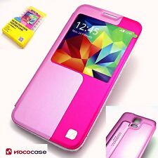 Hoco Leather Original Series Battery Case Samsung Galaxy S5 & S5 Neo Rose/pink