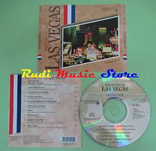 CD MUSIC OF LAS VEGAS compilation 1999 LOUNGE NOIR (C28)