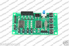 Micro Programmable 2-phase 4-wire 4-phase 5-wire stepper motor driver controller