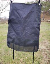 Horse Diaper Manure Bag Soft Nylon Screen on Bottom for Mares Urine