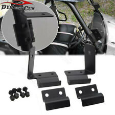 Fit POLARIS RANGER & General Pro Fit Cage Light Pods Side A-Pillar Mount Bracket