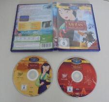 DVD Disney Meisterwerke Mulan - Special Edition Collection  2 Disc Set