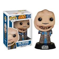 Star Wars Bib Fortuna Pop! Vinyl Bobble Head-Nuevo En Stock