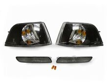 DEPO 01-04 Volvo S40 V40 4PC Corner Signal + Smoke Front Side Marker Light Set