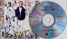 GREEN DAY CD Basket Case PROMO Single USA 1994 inc Sticker on Front Mint rare