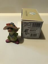 """""""Lady Big Hat"""" Whimsical World of Pocket Dragons by Real Musgrave with Box"""