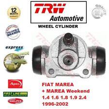 Für Fiat Marea + Weekend 1.4 1.6 1.8 1.9 2.4 1996-2002 Hinterachse Radzylinder