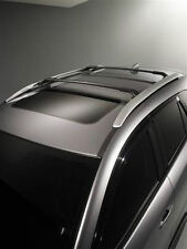 Mazda CX-5 Roof Rack in Silver with Black Cross Bars 2013 2014 2015 2016