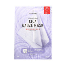 [DERMATORY] Hypoallergenic Cica Gauze Mask - 2pcs