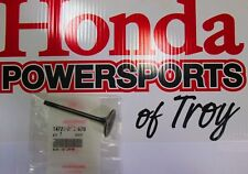 New Genuine Honda Intake Exhaust Valve Set 2013-2015 CRF450 R #Z163