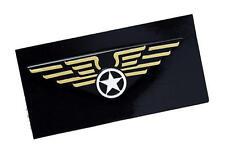 Aviator Pilots Wings Badge Flying Pilot Top Gun Air Force Fancy Dress Pin