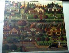 "Charles Wysockt's 2002 ""Labor Day"" 1000 pc puzzle 12+ boys & Girls, Hasbro"