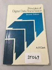 PRINCIPLES OF DIGITAL DATA (SECOND EDITION 1983)  A P CLARK     ST069