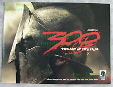 300: The Art of the Film - NITF Softcover VARIANT Frank Miller Zack Snyder NICE!