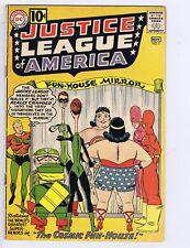 Justice League of America #7 DC Pub 1961