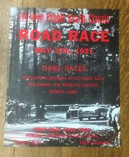 Pebble Beach Road Race Poster, 1951