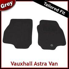 VAUXHALL Astra G Van 1998-2004 su misura moquette tappetini Grigio