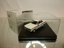 TROFEU 507 FORD ESCORT MEXICO 1971  ROADCAR - WHITE 1:43 - EXCELLENT IN BOX