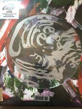 CURE, THE Mixed Up USA PICTURE DISC 2LP Vinyl RECORD 2018 RSD