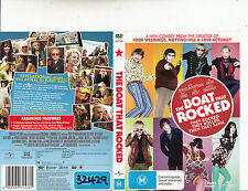The Boat That Rocked-2009-Phillip Seymour Hoffman-Movie-DVD