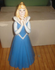 "1989 Disney Large 18"" SLEEPING BEAUTY AURORA Musical Schmid Figurine #410/500"