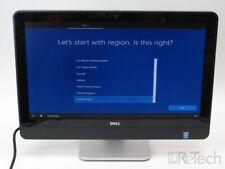 Dell Inspiron One 2330 Intel Pentium G2030 3.0GHz 4GB RAM 1TB HDD WINDOWS 10 PRO
