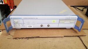 Rohde & Schwarz AMIQ02 I/Q Modulation Generator 1110.2003.02