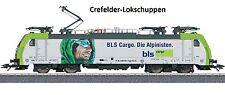 MÄRKLIN 36624 RE 486 501-0 BLS Cargo con suono nuovo e conf. orig.
