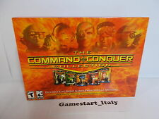 THE COMMAND & CONQUER COLLECTION - PC - NUOVO NEW
