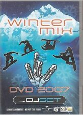 DVD WINTER MIX 2007 promo dj set TATU rihanna scissor sisters furtado fergie ..