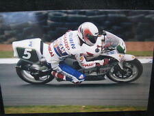 Photo Samson Sharp Honda NSR250 1991 #5 Wilco Zeelenberg  (NED) Dutch TT Assen 1