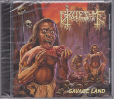 GRUESOME 2015 CD - Savage Land - Death/Obituary/Autopsy/Master/Possessed - NEW