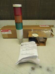FEDERAL SIGNAL MSL3-120, MicroStat STATUS INDICATOR , 120vac , NIB! MAKE OFFER!