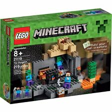 LEGO Minecraft The Dungeon 21119 / Free Shipping