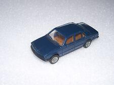 Herpa BMW 745i, Limousine, Dunkelblau, guter Zustand, 1:87, H0, *G026*
