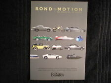 JAMES BOND SKYFALL - BOND IN MOTION-  50 VEHICLES 50 YEARS- CASINO ROYALE