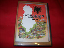 ALBANIAN COOKBOOK  DVD  St.Mary's Albanian Orthodox Church DVD ONLY New/Sealed