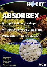 Absorbex micro 700g Hobby gegen Nitrit Ammoniak im Sü�Ÿ- u Meerwasser 17,00�'�/kg