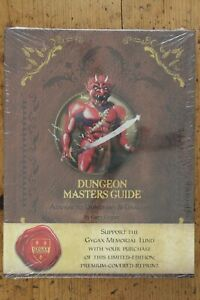 Dungeon Masters Guide Premium Reprint AD&D 1st Edition New Sealed Shrink 2012