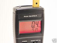 Mel-8704R Paranormal EMF Meter-Thermometer-Flashlight Paranormal CD New!