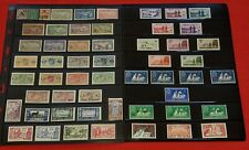 {St. Pierre & Miquelon< Classic Group of 55/ M&U/MNH< F-VF< HCV>/Bargain Sales!}
