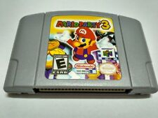 N64 Game Mario Party 3 Nintendo Video Game Cartridge Console Card English Langua