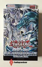 ♦Yu-Gi-Oh!♦ Structure Deck : Saga of Blue-Eyes White Dragon (du Blanc) -ENGLISH-