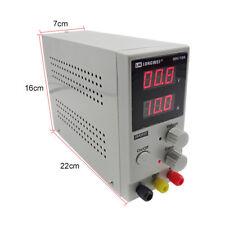 ES Stock LW3010D DC Laboratory Power Supply Adjustable 30V 10A Voltage Regulator