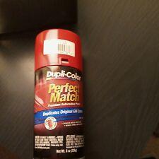 Duplicolor Bgm0510 Wa9075wa9076 For Gm Code 70 Torch Red Aerosol Spray Paint