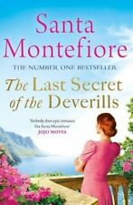 The Last Secret of the Deveri by Santa Montefiore New Mass Market Paperback Book
