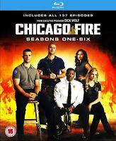 Chicago Fire - Seasons 1 - 6 (Blu-Ray)