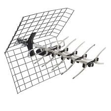 Antsig UHF OUTDOOR ANTENNA Super Multiband, Suits Analogue/Digital TV *AUS Brand