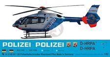 Peddinghaus 1/32 EC135 P2 Police Helicopter Markings D-HRPA Rheinland-Pfalz 2149