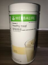 HERBALIFE Formula 1 Nutritional Shake Mix Vanilla Flavour 550g New